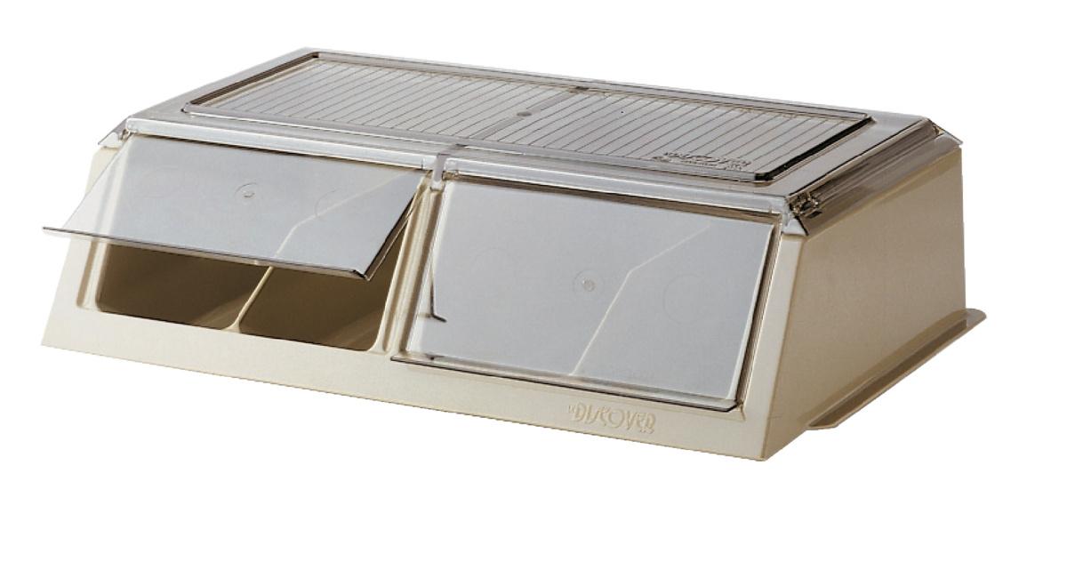 Ramasse couverts plastique 32,50x53 cm Bonnet