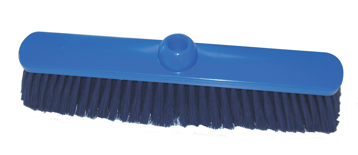 Balai souple bleu 40 cm Brosshygien Brosserie Thomas