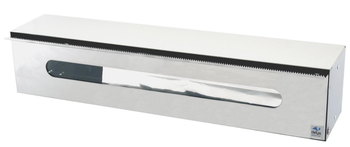 Distributeur de film alimentaire gris taille 11x54 cm Jurine