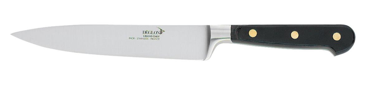 Couteau éminceur 25 cm Grand Chef Deglon