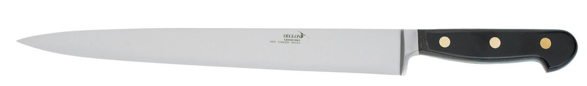 Couteau tranchelard inox Grand Chef Deglon