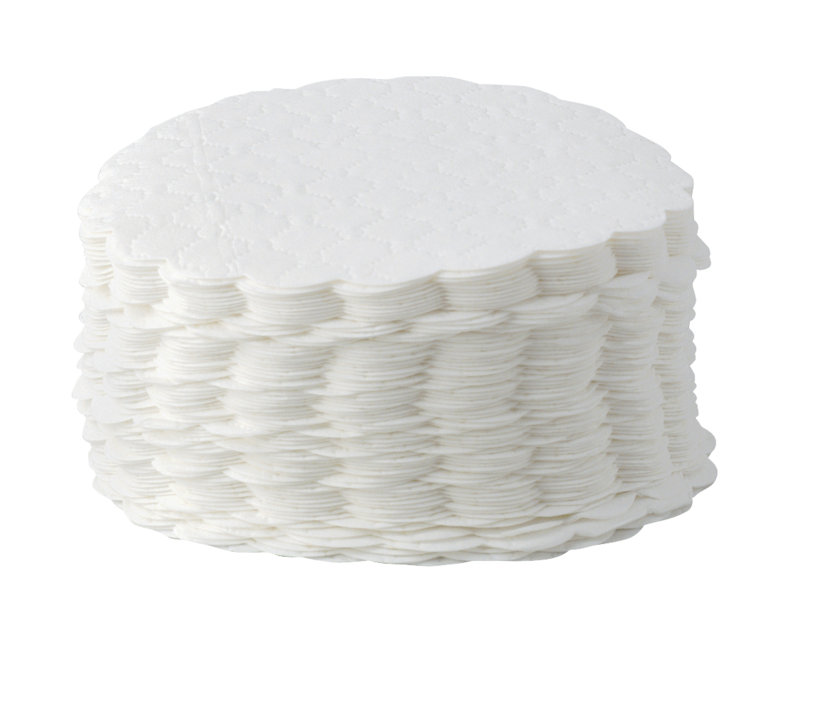 Gobelet rond blanc Ø 9 cm (1000 pièces)