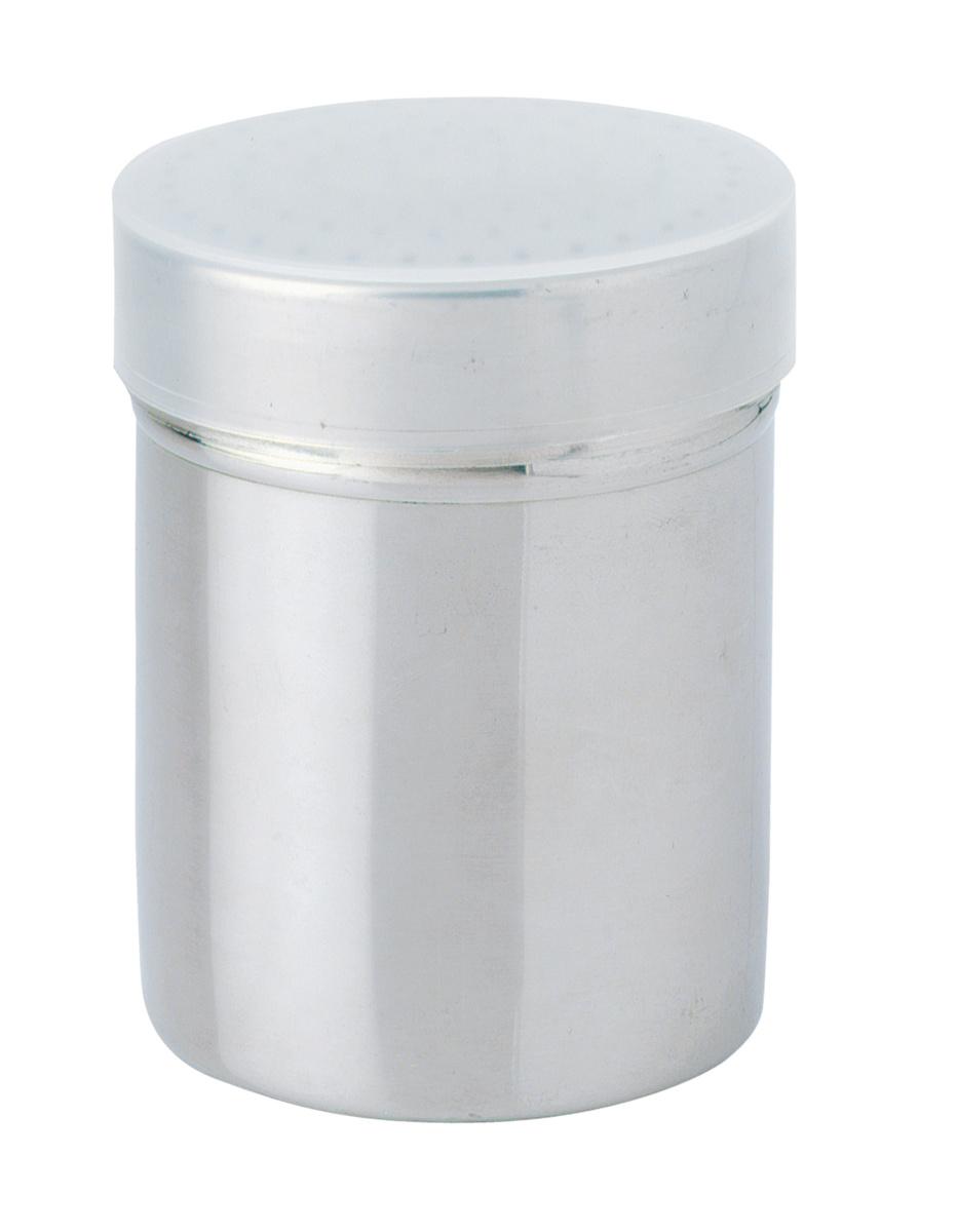 Saupoudreuse ronde argent 9,50 cm Lacor