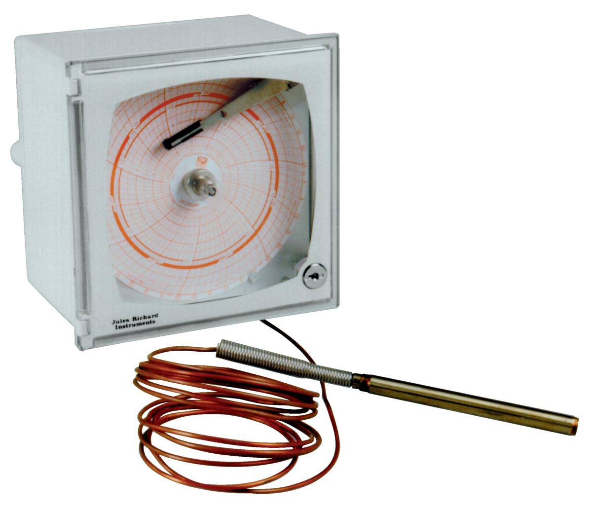 Thermomètre enregistreur pour surgelé enregistreur -35/15 °C Thermometre Thermali Jri