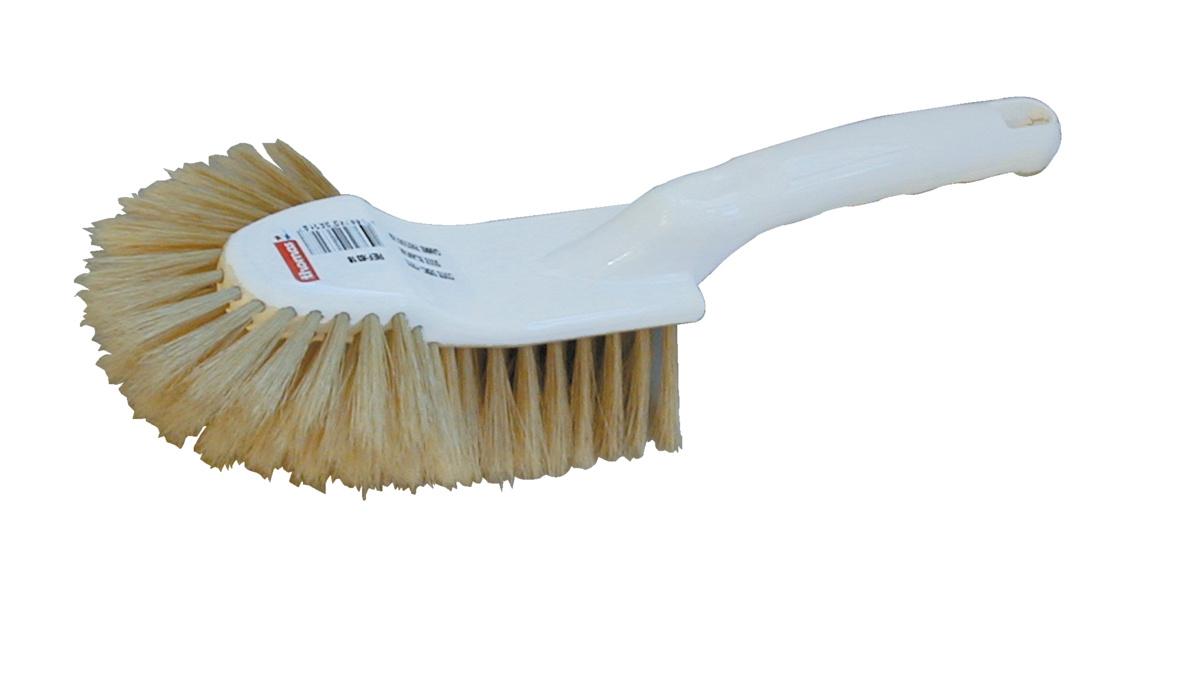Brosse de comptoir demi-tête 33 cm