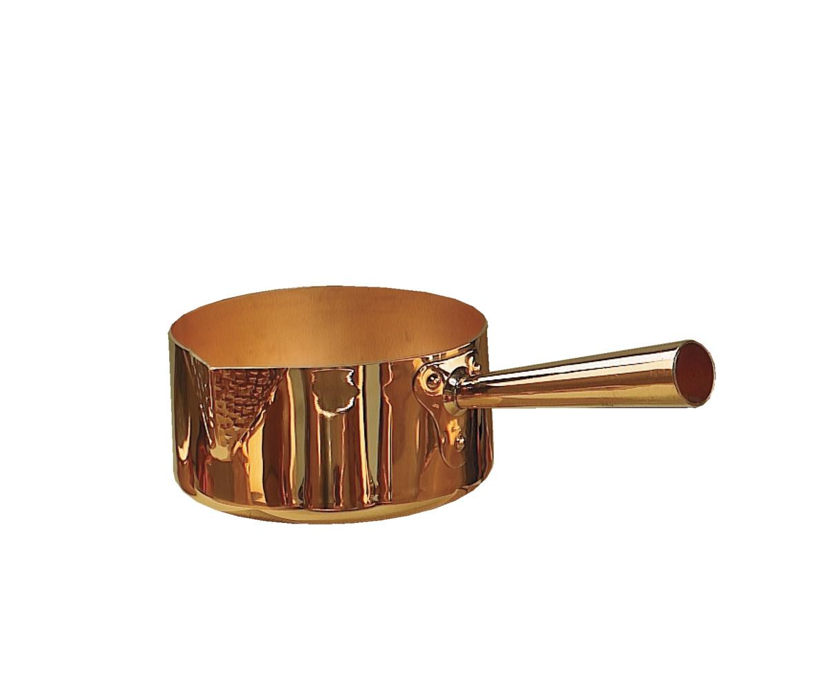 Poêlon à sucre cuivre Ø 16 cm 1,80 l M Passion Mauviel