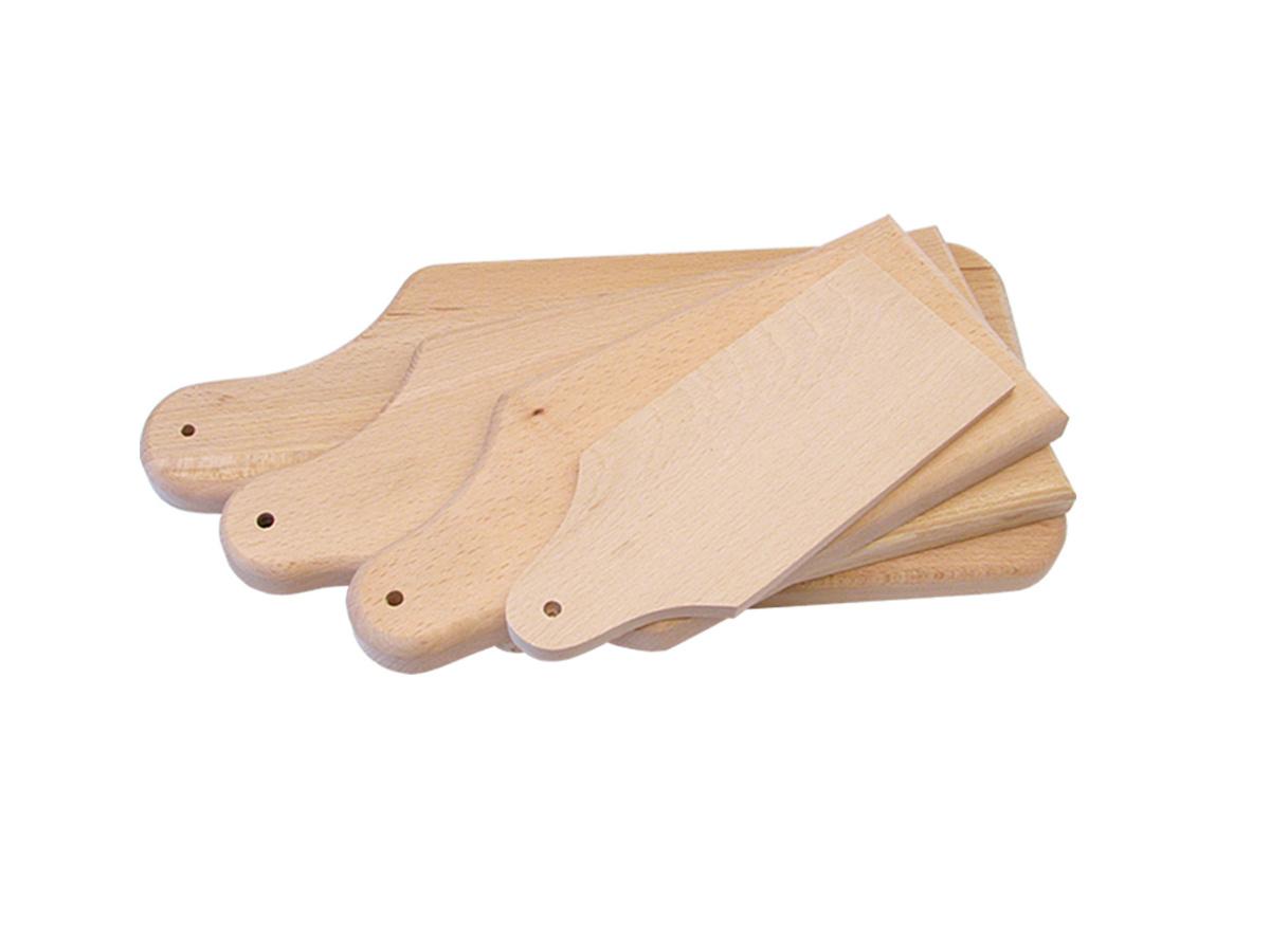 Planche à découper rectangulaire bois 23 cm