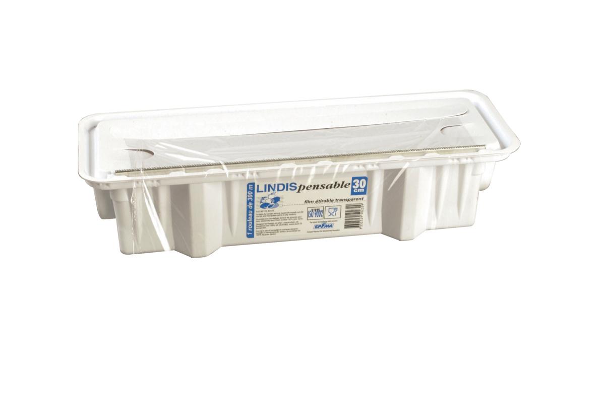 Film pvc blanc taille 30x300 cm