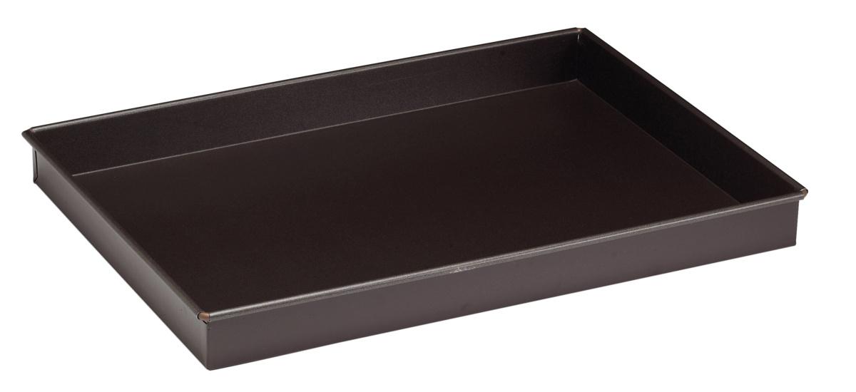 Caisse à génoise acier Avec revêtement anti adhésif 36x51 cm Gobel