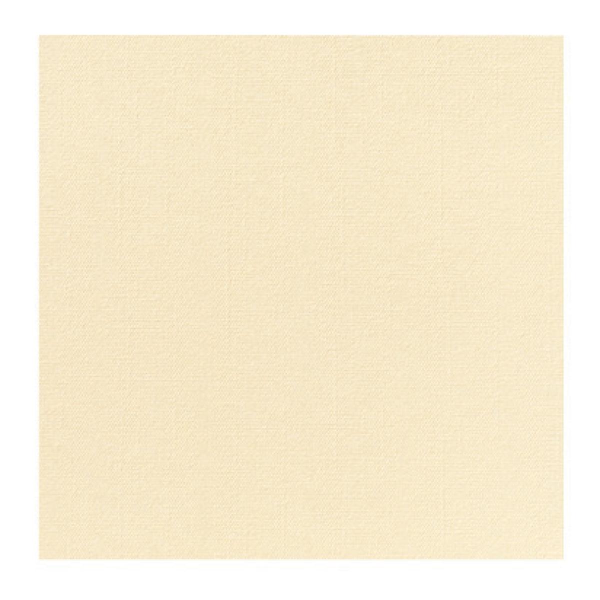 Serviette crème non tissé 40x40 cm Airlaid Duni (60 pièces)