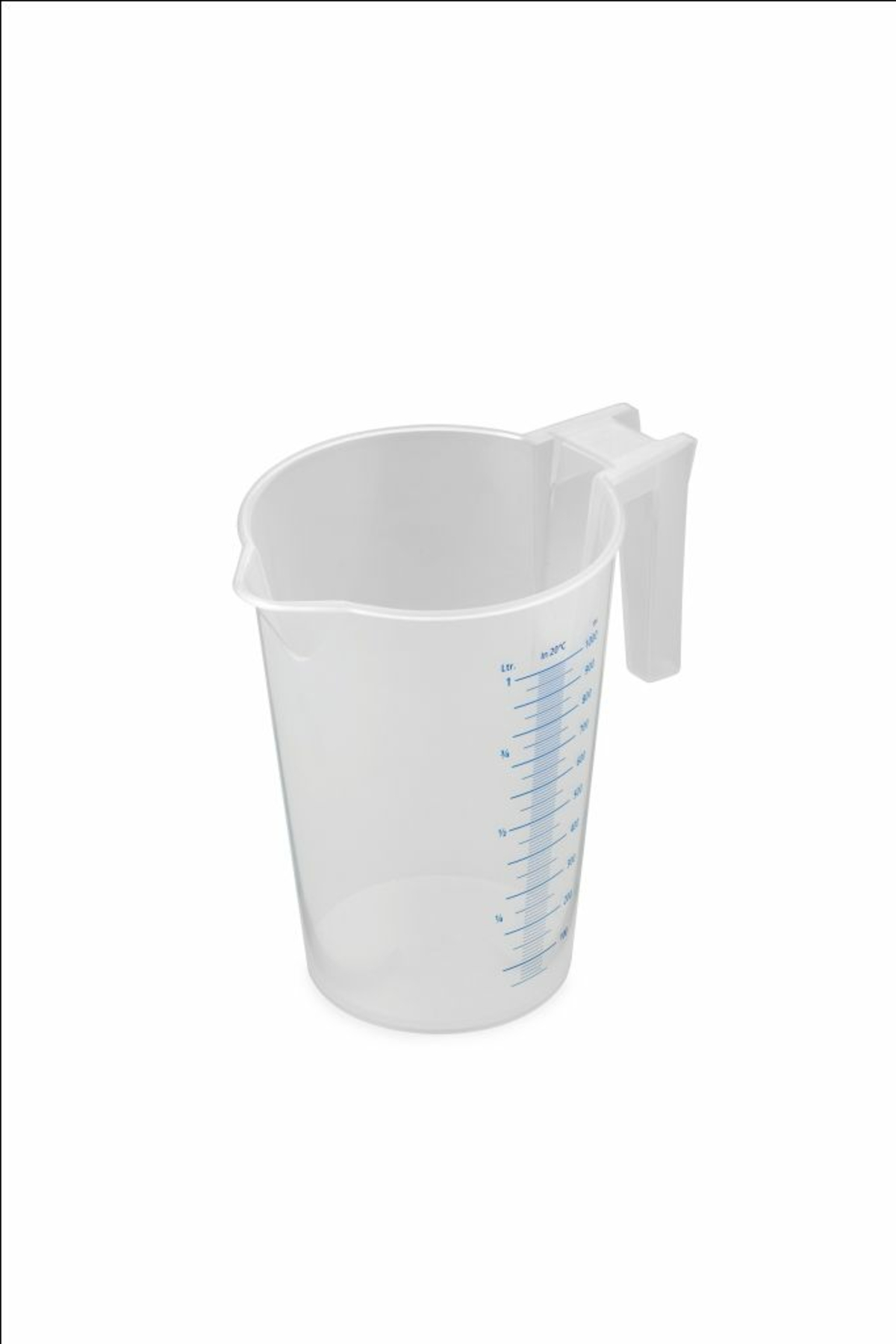 Pot gradué plastique 1 l Thermohauser