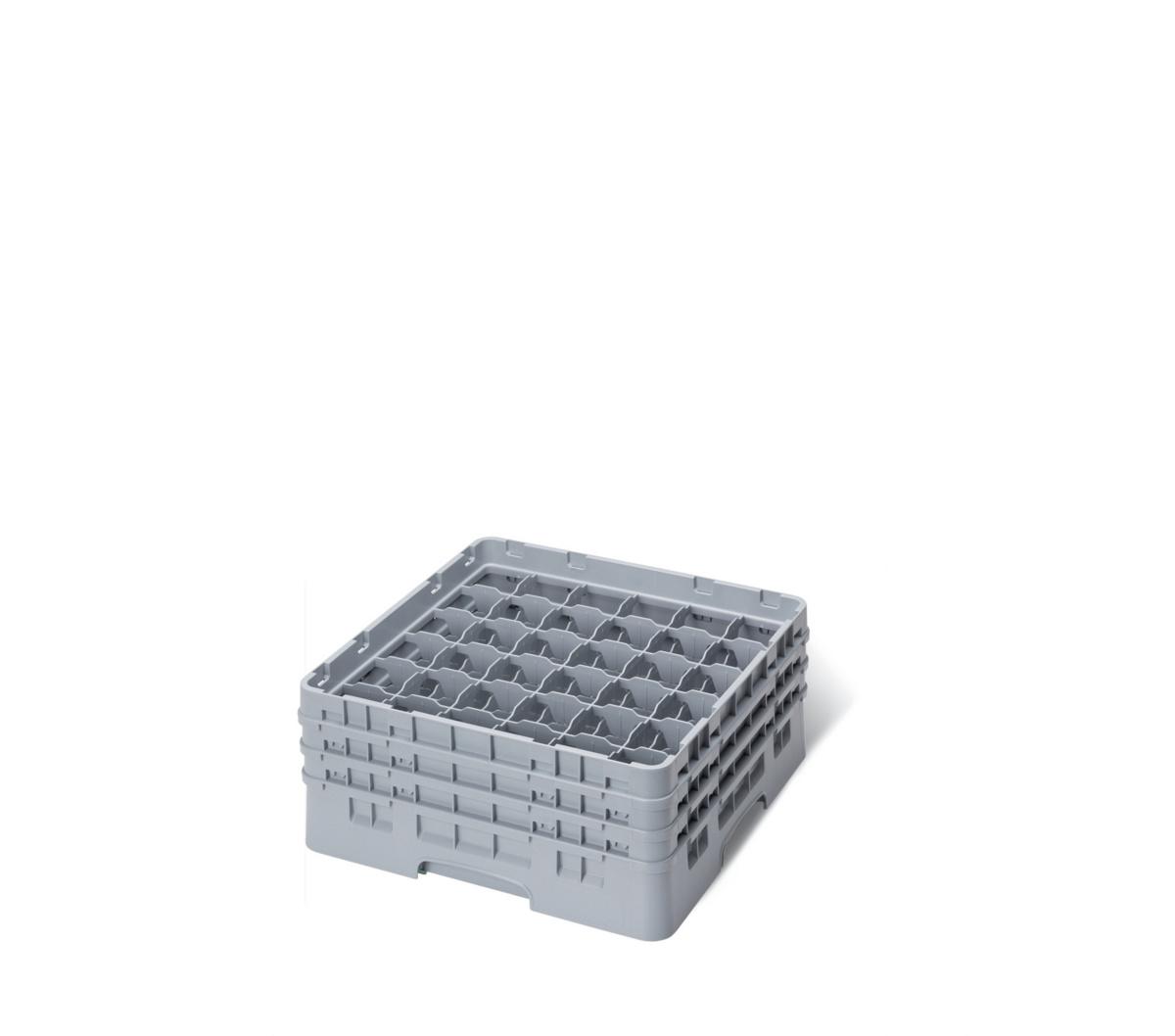 Casier de lavage plastique 50x50 cm Camrack Cambro