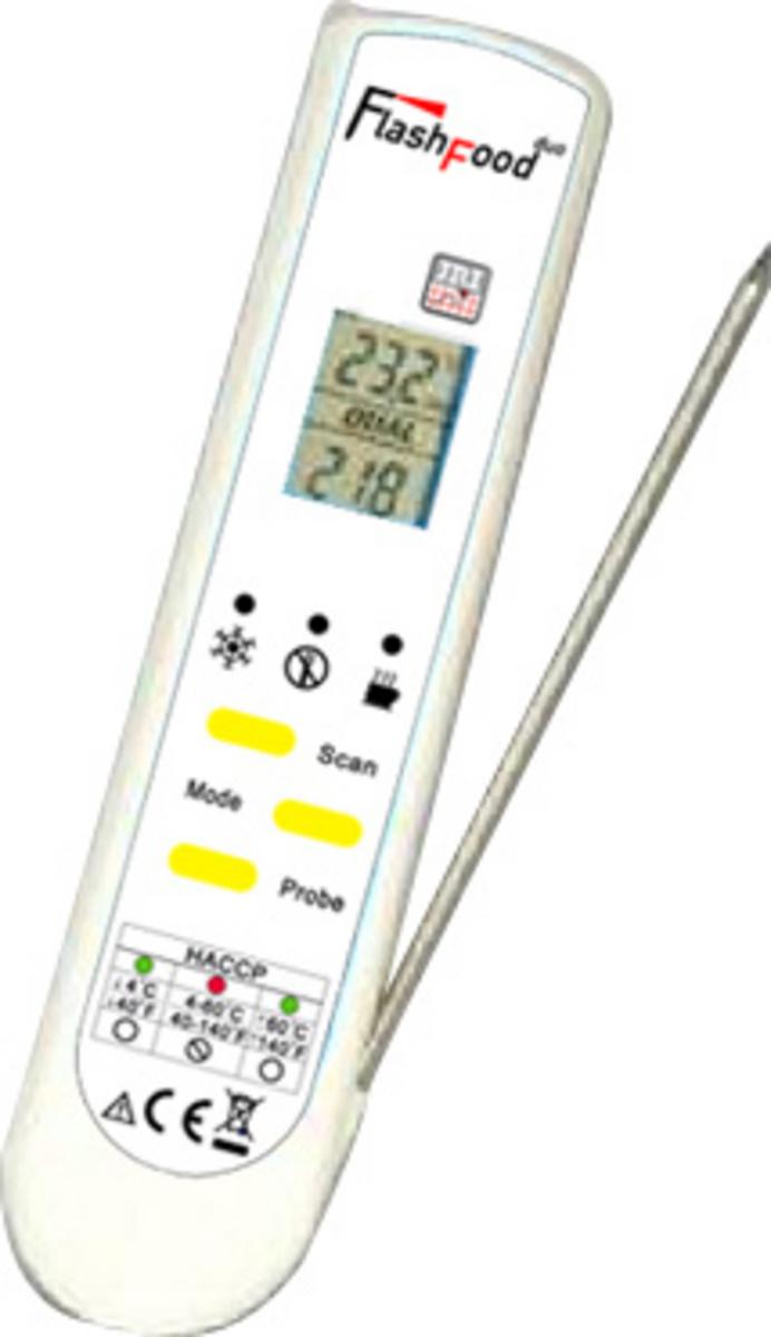 Bloc tracabilité infrarouge -55/250 °C +/-1°C Jri