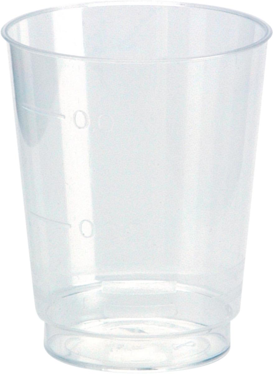Verrine ronde transparente 5 cl Duni (50 pièces)