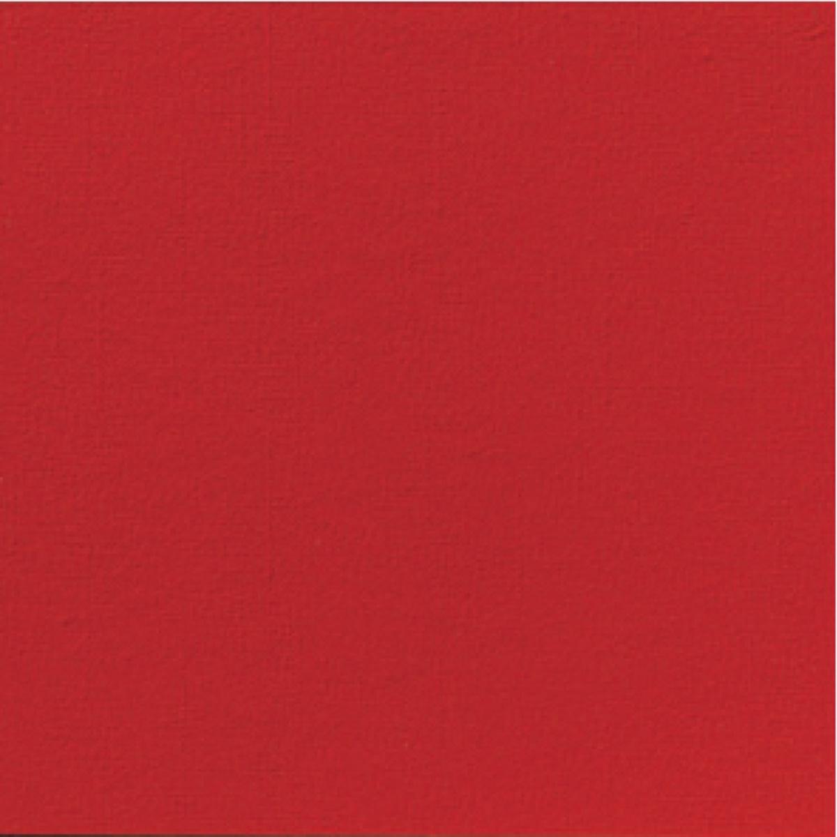 Serviette rouge non tissé 40x40 cm Airlaid Duni (60 pièces)