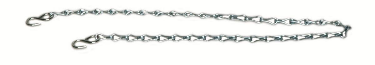 Chaînette inox inox 50 cm Brosserie Thomas