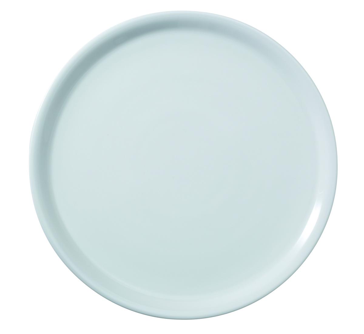 Assiette à pizza rond ivoire Banquet Rak