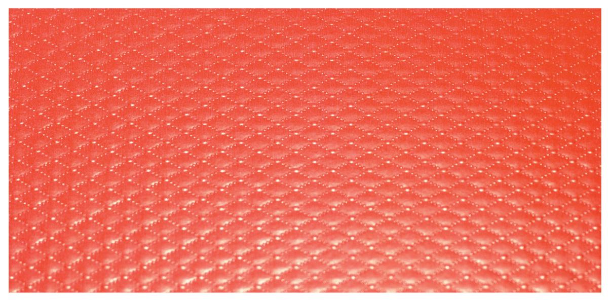 Set de table rouge papier 40x30 cm Tisslack Cogir (500 pièces)