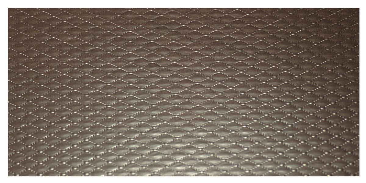 Nappe chocolat papier 60x60 cm Tisslack Cogir (500 pièces)