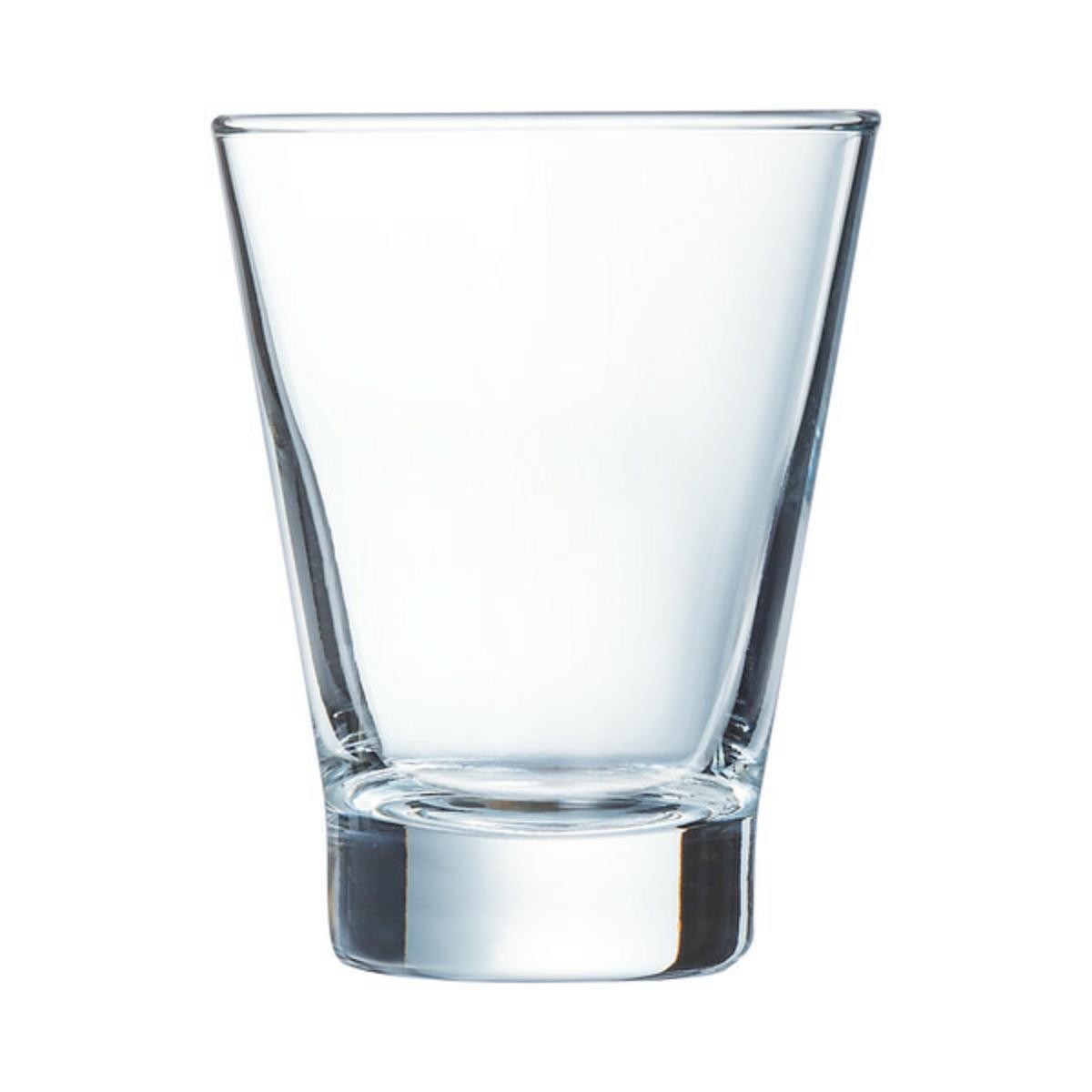 Verrine conique transparente verre 9 cl Ø 6 cm Shetland Arcoroc