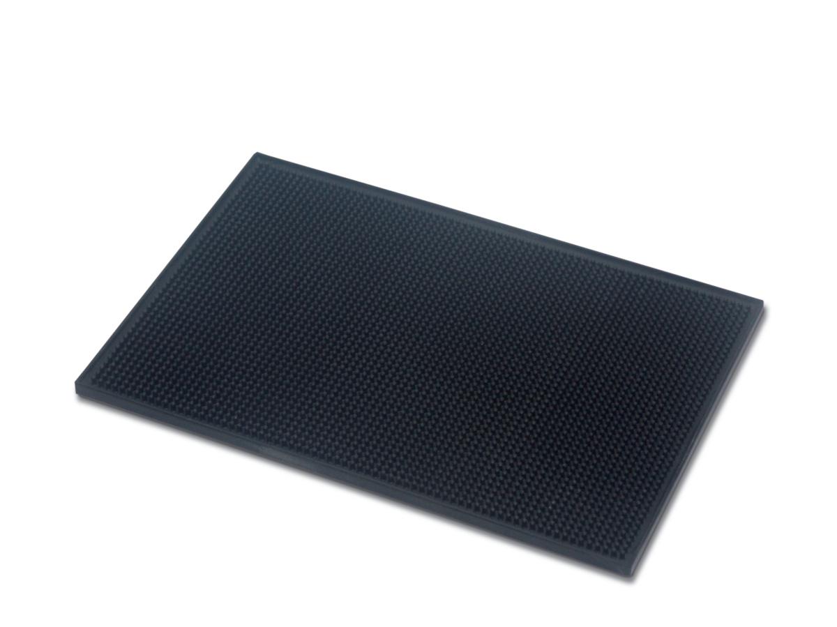 Tapis de bar noir 450 mm Pro.mundi