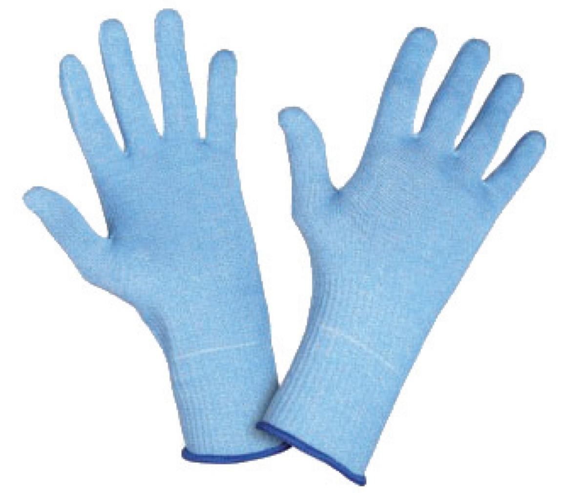 Paire de gants anti-coupure bleu taille 9 (2 pièces)