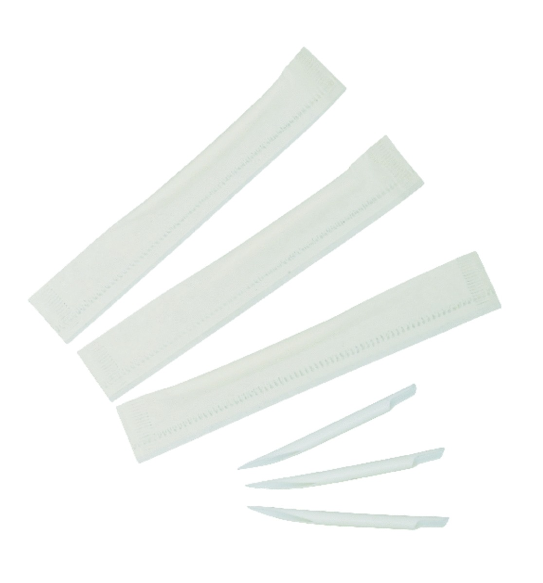 Cure-dents beige (1000 pièces)