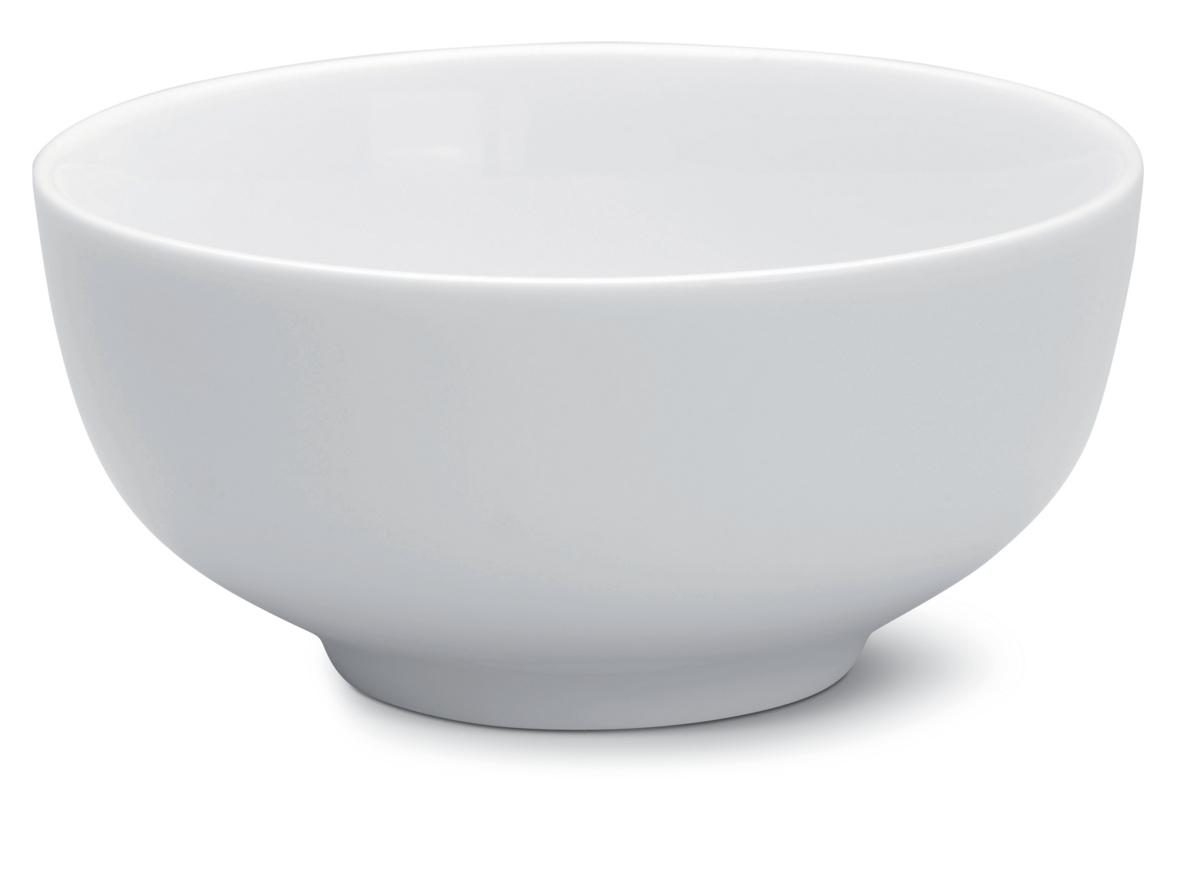Bol rond blanc porcelaine 35 cl Ø 12,20 cm Cafett