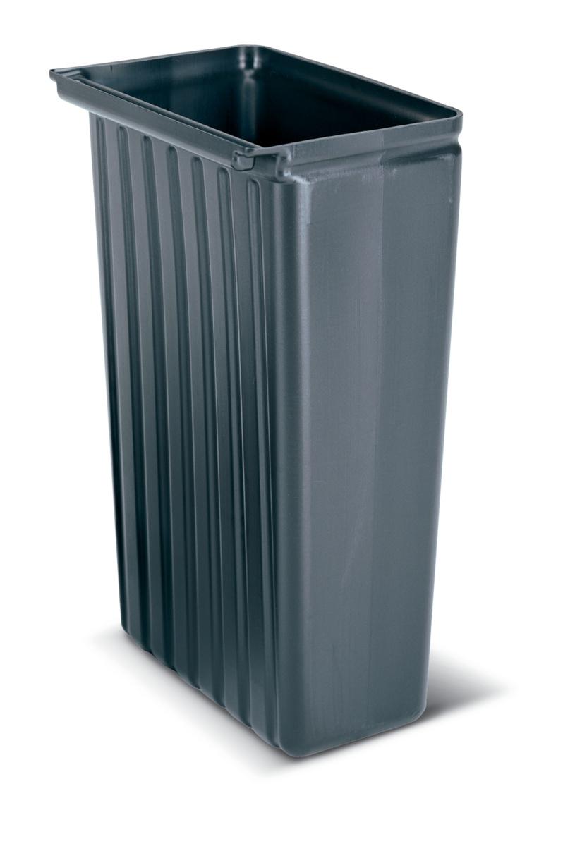 Poubelle plastique 24x33 cm Cambro