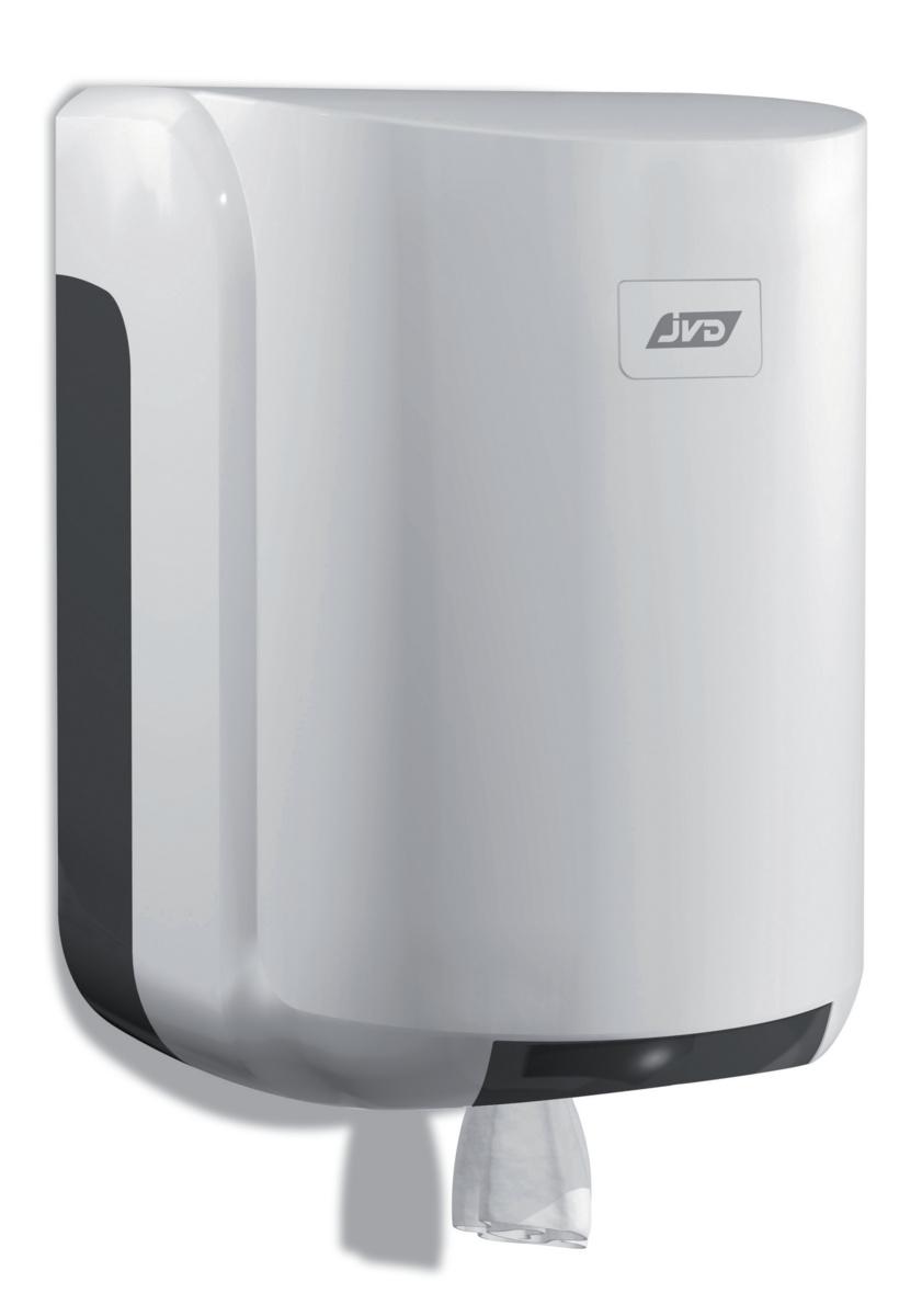 Distributeur blanc 23 cm Jvd
