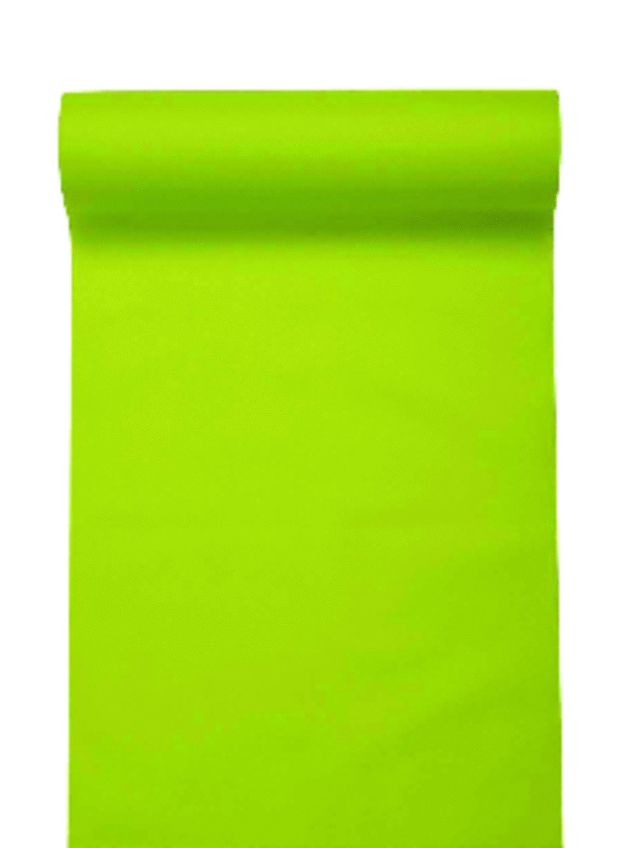 Rouleau tête à tête vert granny non tissé 24x0,40 m Lisah Pro.mundi