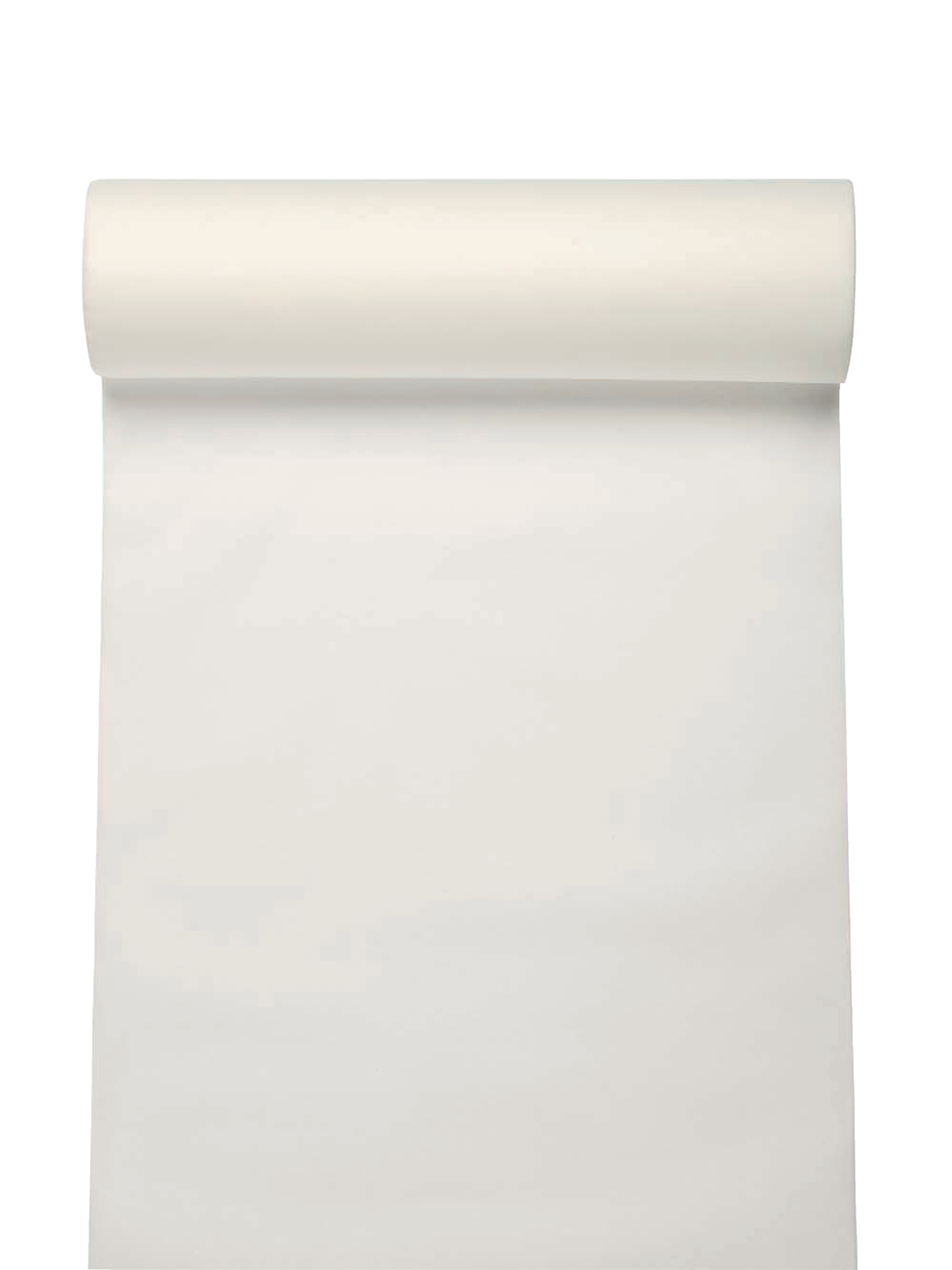 Rouleau de nappe blanc non tissé 25x1,20 m Lisah Pro.mundi