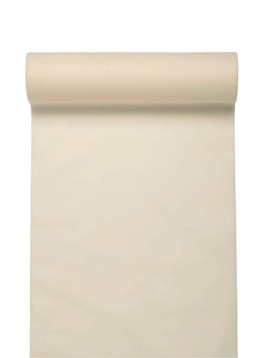 Rouleau de nappe ivoire non tissé 25x1,20 m Lisah Pro.mundi