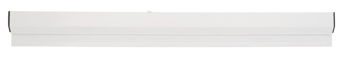 Barre à fiches aluminium 60 cm