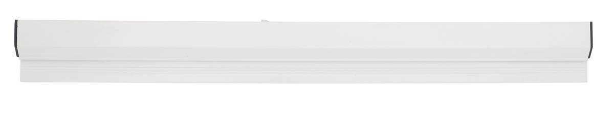 Barre à fiches aluminium 92 cm