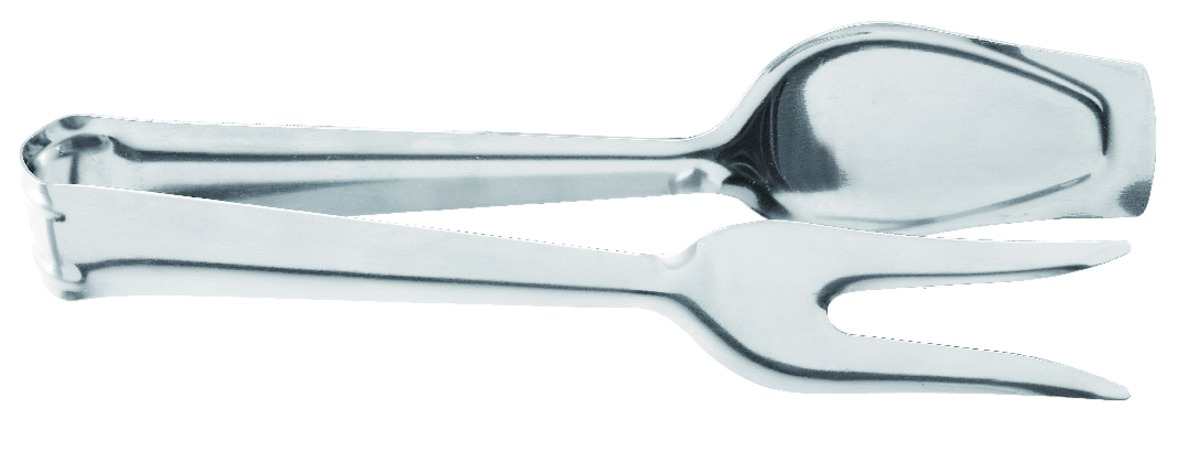 Pince à servir inox 21 cm