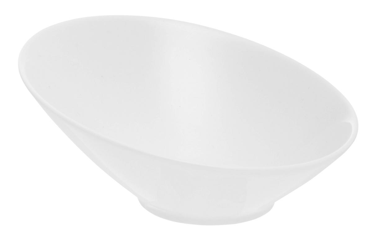 Saladier blanc porcelaine rond Tutti Pro.mundi