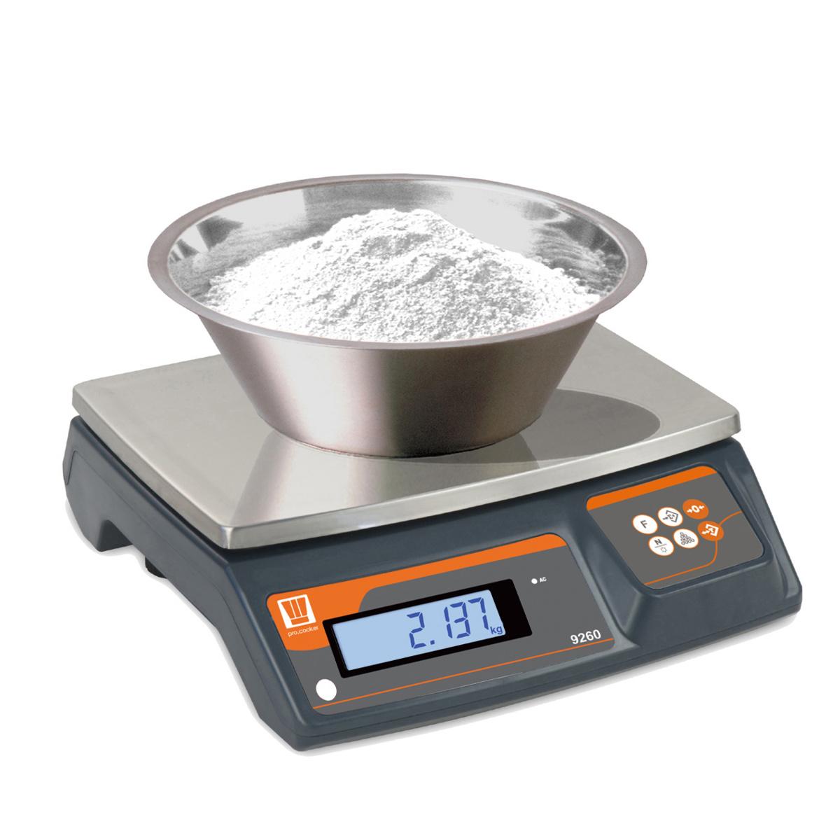 Balance de laboratoire +/-1°C 230v Pro.cooker By Andy Mannhart