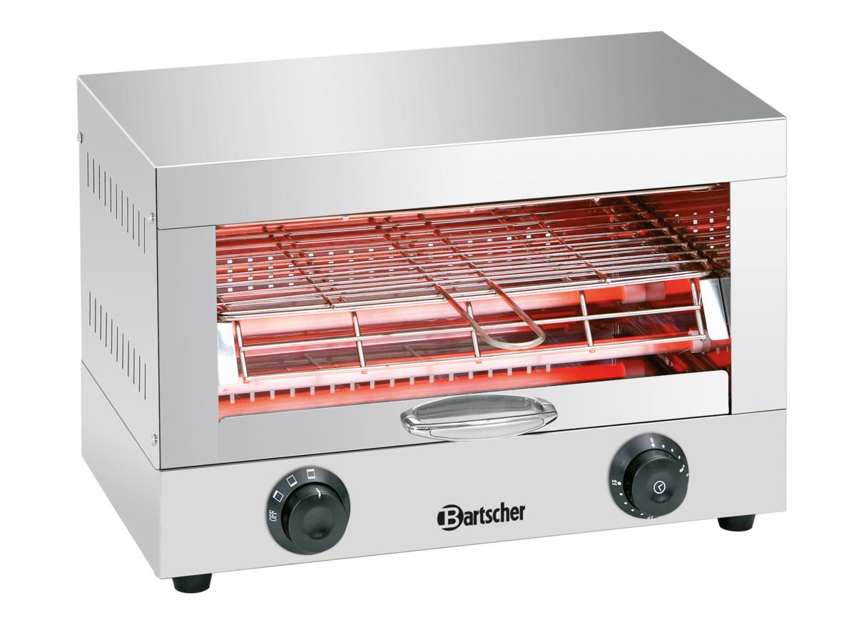 Toaster a151300 230v 2 pièces Bartscher