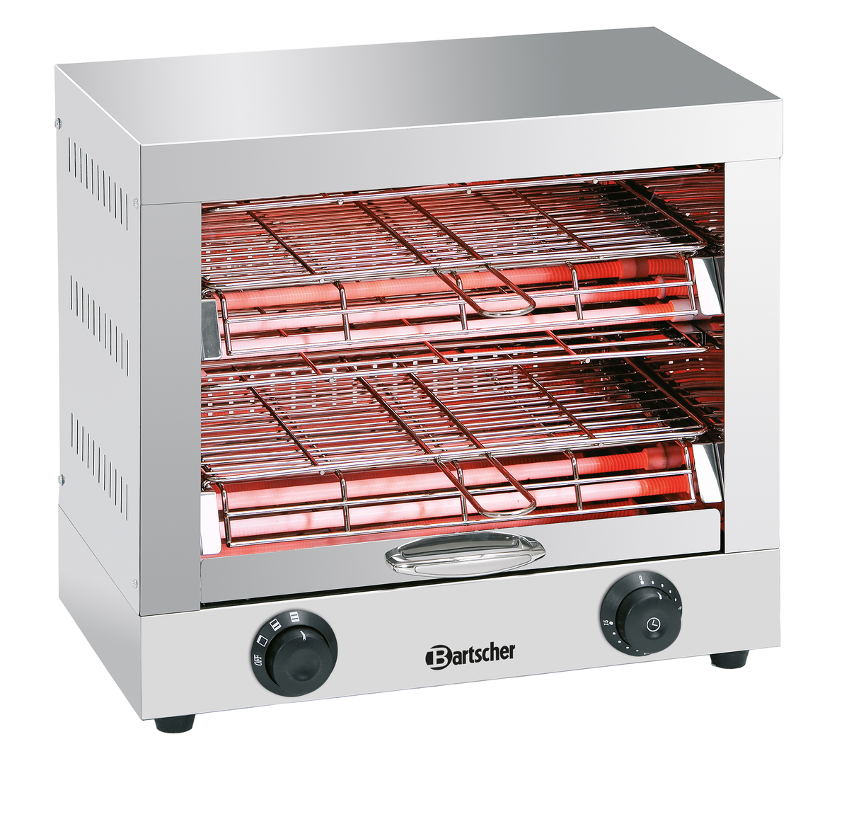 Toaster a151300 230v 4 pièces Bartscher