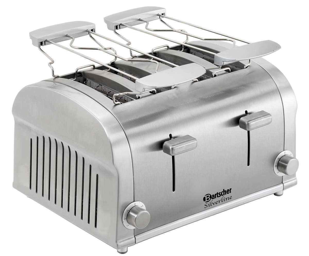 Toaster ts40 230v 4 pièces Bartscher