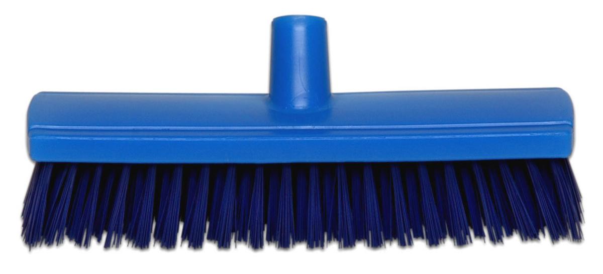 Frottoir mi-dur bleu 31,50 cm Brosshygien Brosserie Thomas