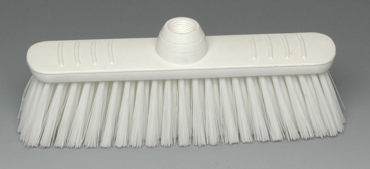 Balai fibre mi-dur blanc 29 cm Brosshygien Brosserie Thomas