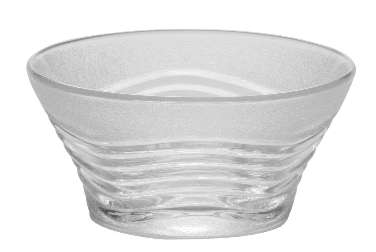 Coupelle ronde transparente verre 23,50 cl Ø 11 cm Ondine Duralex