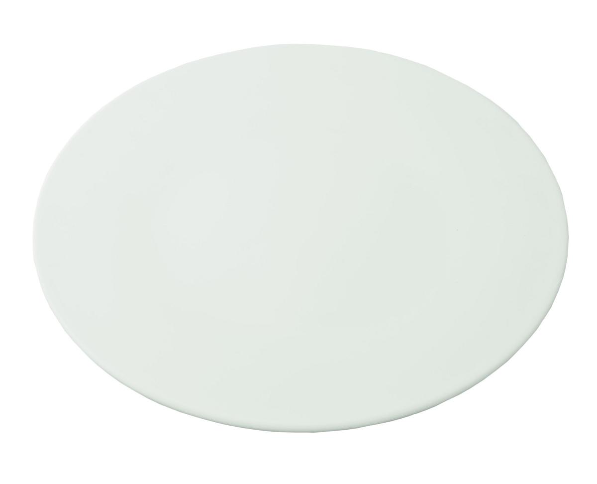Assiette plate ronde blanc porcelaine Ø 30,80 cm Jazz Pillivuyt