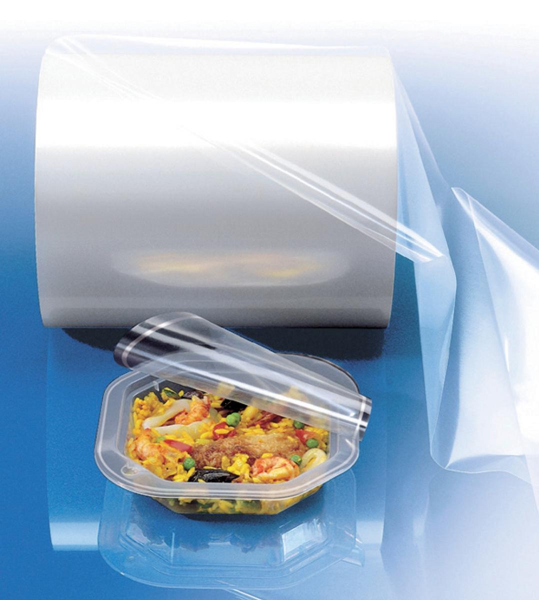 Film pour scelleuse transparent taille 0,15x300 m Alphaform