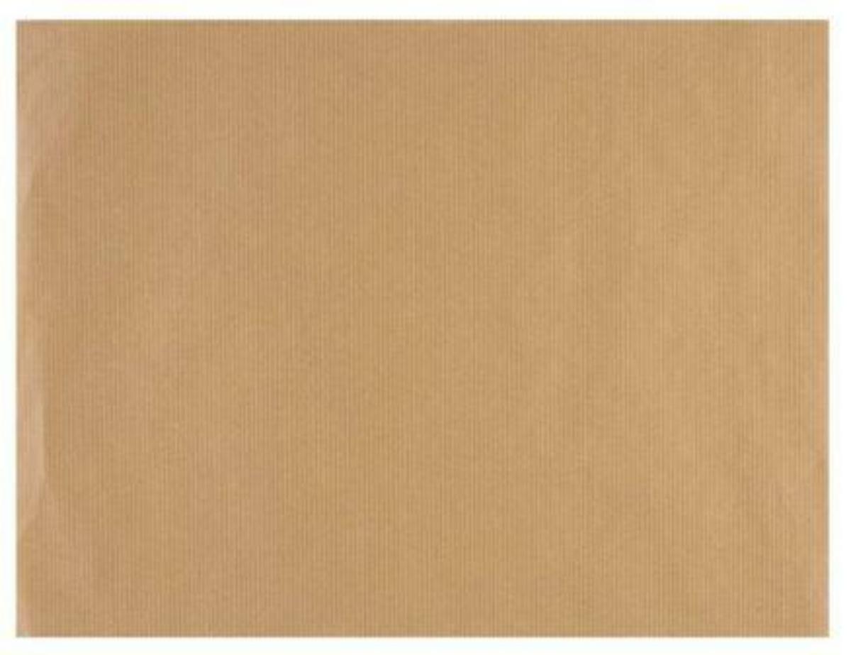 Set de table brun papier 30x40 cm Pro.mundi (500 pièces)