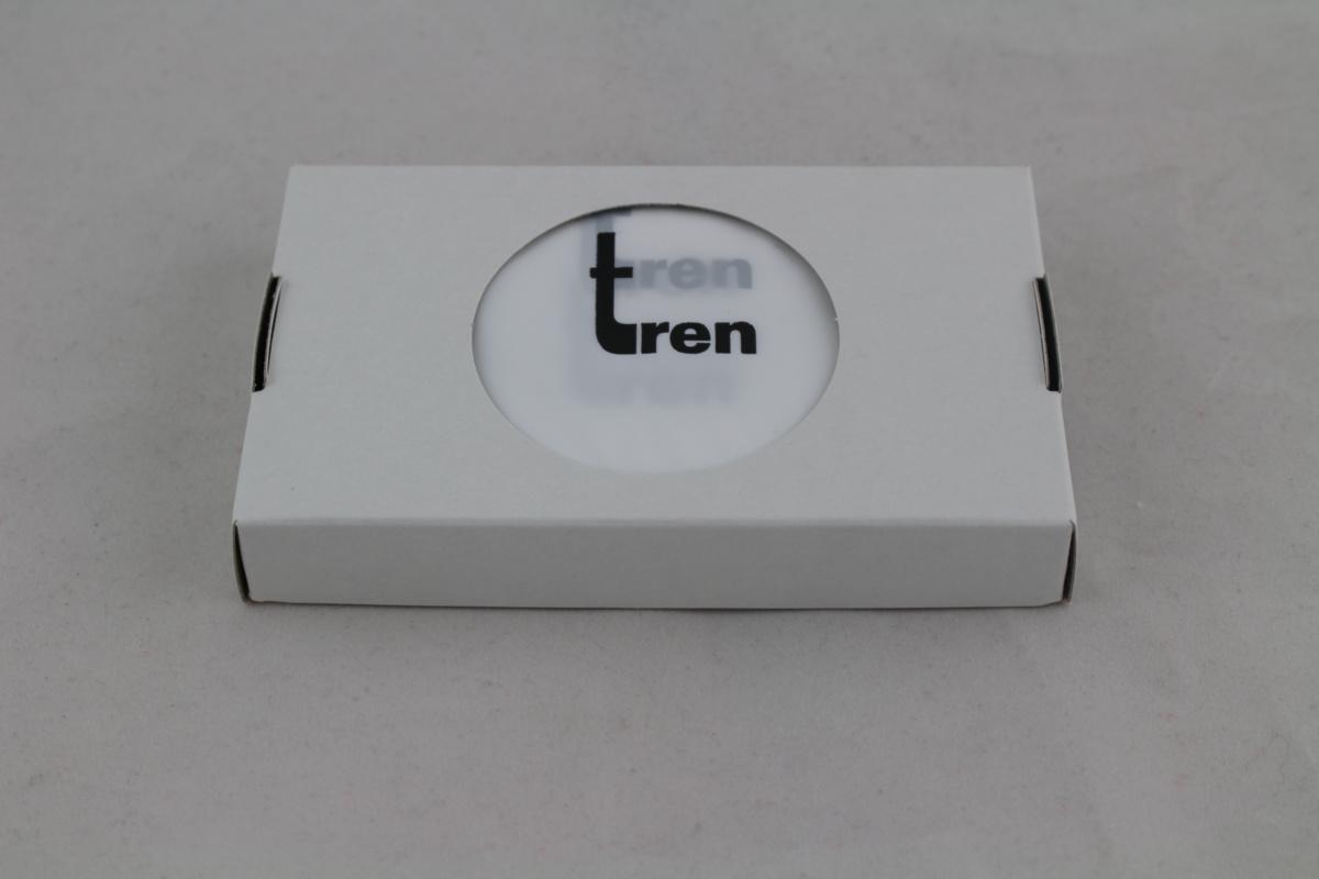 Carton 100 recharges sac hygiène plastique 11x24,50 cm Tren (100 pièces)