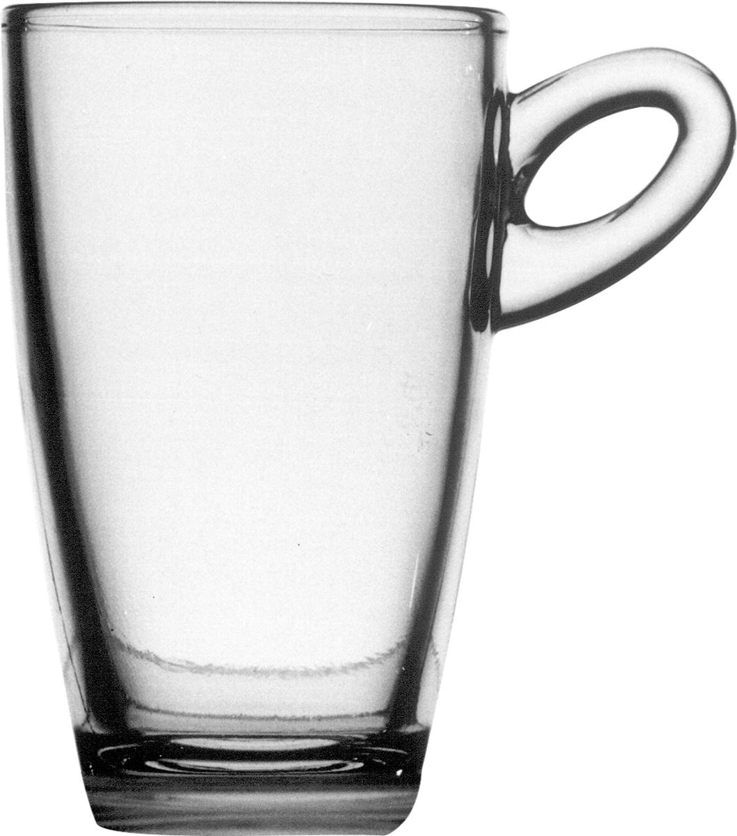 Mug rond transparent verre 27 cl Ø 7,40 cm Dolce Pro.mundi