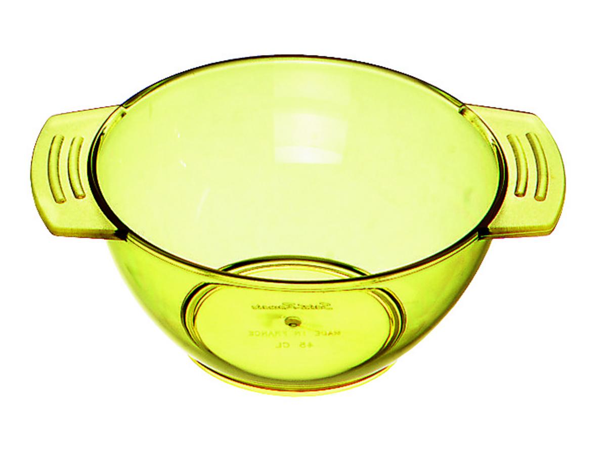 Bol à oreilles plastique 45 cl Ø 12,30 cm Vaisselle Copolyester Saint Romain
